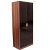 ottowa 2 door robe black walnut