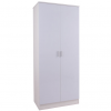 ottowa 2 door robe white