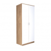 ottowa 2 door robe white oak