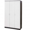 ottowa 3 door robe white black