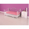 madison bed and trundle ivory