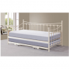 memphis bed and trundle ivory