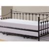 memphis daybed and trundle black