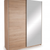 dallas sliding mirror oak
