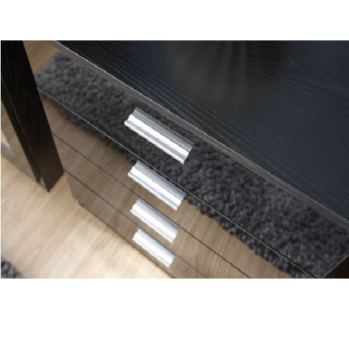 Abbey Coffee Table High Gloss White With 2 Pull Out Drawers: Online 4 Discounts » Melbourne 4 Drawer Chest Of Drawers