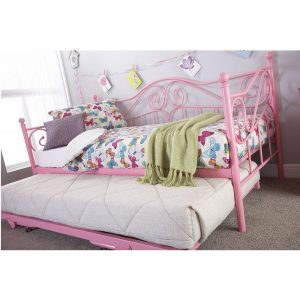madison daybed pink